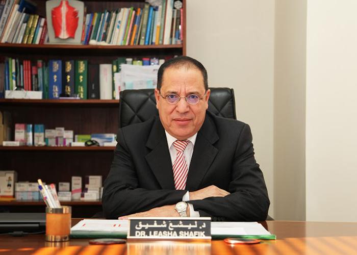 DR. LEASHA SHAFIK