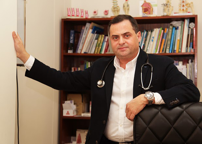 Dr. Fadi A Mouawad